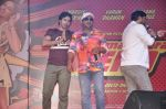 Varun Dhawan, Sajid Ali, Wajid Ali promote Main Tera Hero in an open bus in Malad, Mumbai on 4th March 2014 (84)_5316c8e835e04.JPG