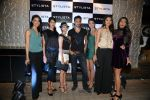 Nethra Raghuraman, Deepti Gujral, Candice Pinto at Stylista bash in honour of Wendell Rodricks in 212, Mumbai on 5th March 2014 (193)_5318817bca888.JPG