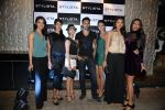 Nethra Raghuraman, Deepti Gujral, Candice Pinto at Stylista bash in honour of Wendell Rodricks in 212, Mumbai on 5th March 2014 (192)_5318817b33a3b.JPG