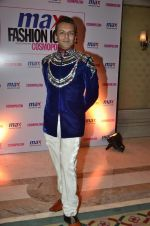 Imam Siddique at Cosmopolitan Max Fashion Icon grand finale in Delhi on 6th March 2014 (63)_5319cc196c9b4.JPG