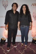 Piyush Jha at the Viewing of In an Artists Mind - IV presented by Reshma Jani and Shwetambari Soni of Gallerie Angel Art along with Sanjay Gupta on 6th March 2014 (103)_5319aaf11d245.JPG