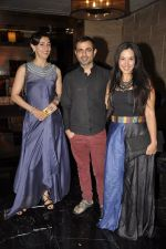 Shraddha Nigam, Mayank Anand at the Viewing of In an Artists Mind - IV presented by Reshma Jani and Shwetambari Soni of Gallerie Angel Art along with Sanjay Gupta on 6th March 2014 (62)_5319ab31c271f.JPG