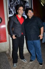 Tusshar Kapoor at the Special Screening of Gulaab Gang at PVR, Juhu on 6th March 2014 (31)_5319b38a20e95.JPG