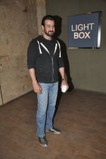 Ronit Roy at Queen Screening in Lightbox, Mumbai on 8th March 2014 (25)_531d975456498.JPG