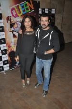Ronit Roy at Queen Screening in Lightbox, Mumbai on 8th March 2014 (68)_531d97556591e.JPG