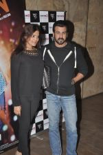 Ronit Roy at Queen Screening in Lightbox, Mumbai on 8th March 2014 (70)_531d97561af85.JPG