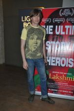 Luke Kenny at Laxmi screening in Lightbox, Mumbai on 10th March 2014 (8)_531eb2af5adcb.JPG