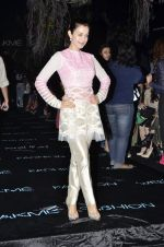 Ameesha Patel at Manish Malhotra Show at LFW 2014 opening in Grand Hyatt, Mumbai on 11th March 2014 (62)_532005c82a17a.JPG
