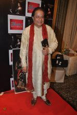 Anup Jalota at Shreya Ghoshal_s new alnum launch in Sea Princess, Mumbai on 11th March 2014 (129)_531fff3ce1aa7.JPG