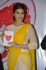 Jacqueline Fernandez at The Love Diet book launch in Bandra, Mumbai on 11th March 2014 (16)_53204465915d1.JPG