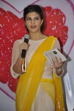 Jacqueline Fernandez at The Love Diet book launch in Bandra, Mumbai on 11th March 2014 (33)_53204407c7242.JPG