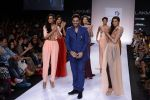Model walk for Nikhil Thampi Show at LFW 2014 Day 1 in Grand Hyatt, Mumbai on 12th March 2014 (220)_53204f58aa690.JPG