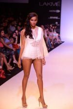 Model walk for Nikhil Thampi Show at LFW 2014 Day 1 in Grand Hyatt, Mumbai on 12th March 2014 (44)_53204f003826d.JPG