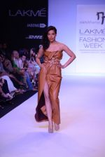 Model walk for Nikhil Thampi Show at LFW 2014 Day 1 in Grand Hyatt, Mumbai on 12th March 2014 (82)_53204f13602ed.JPG