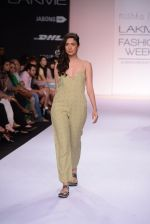 Model walk for Nishka Lulla Show at LFW 2014 Day 1 in Grand Hyatt, Mumbai on 12th March 2014 (33)_53204f12e1a64.JPG