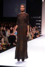 Model walk for SOUP BY SOUGAT PAUL Show at LFW 2014 Day 1 in Grand Hyatt, Mumbai on 12th March 2014 (168)_53204d4f485aa.JPG