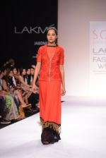 Model walk for SOUP BY SOUGAT PAUL Show at LFW 2014 Day 1 in Grand Hyatt, Mumbai on 12th March 2014 (172)_53204d533699d.JPG