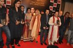 Pandit Jasraj, Shreya Ghoshal, Anup Jalota, Pankaj Udhas, Talat Aziz, Hariharan at Shreya Ghoshal_s new alnum launch in Sea Princess, Mumbai on 11th March 2014  (122)_53200078165f3.JPG