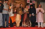 Pandit Jasraj, Shreya Ghoshal, Sanjay Leela Bhansali at Shreya Ghoshal_s new alnum launch in Sea Princess, Mumbai on 11th March 2014 (105)_532000a3b30e0.JPG