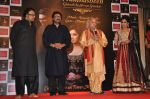 Pandit Jasraj, Shreya Ghoshal, Sanjay Leela Bhansali at Shreya Ghoshal_s new alnum launch in Sea Princess, Mumbai on 11th March 2014 (92)_532000a1c0798.JPG