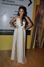 Swara Bhaskar at Manish Malhotra Show at LFW 2014 opening in Grand Hyatt, Mumbai on 11th March 2014 (220)_532007d057539.JPG