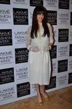 Genelia Deshmukh on Day 1 at LFW 2014 in Grand Hyatt, Mumbai on 12th March 2014(406)_532185ece0e8e.JPG