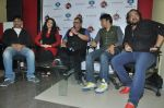 Irshad Kamil, Mishti, Subhash Ghai, Ismail Darbar at the release of Kaanchi..._s anthem in Andheri, Mumbai on 12th March 2014 (21)_532189794003a.JPG