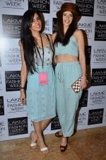 Kalki Koechlin, Nishka Lulla on Day 1 at LFW 2014 in Grand Hyatt, Mumbai on 12th March 2014(338)_532186dbd4bb8.JPG