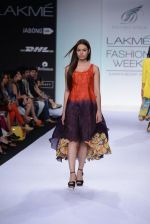 Model walk for Digvijay Singh Show at LFW 2014 Day 1 in Grand Hyatt, Mumbai on 12th March 2014 (35)_53217d8605ba7.JPG