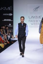 Model walk for Digvijay Singh Show at LFW 2014 Day 1 in Grand Hyatt, Mumbai on 12th March 2014 (98)_53217d9dbdfcd.JPG