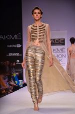 Model walk for Jade Show at LFW 2014 Day 2 in Grand Hyatt, Mumbai on 13th March 2014 (142)_53219effac16b.JPG