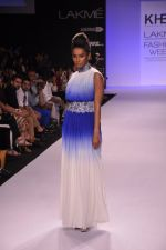 Model walk for KHEM Show at LFW 2014 Day 2 in Grand Hyatt, Mumbai on 13th March 2014 (101)_53219f44eb646.JPG
