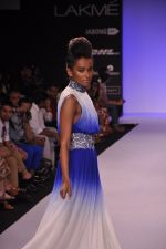 Model walk for KHEM Show at LFW 2014 Day 2 in Grand Hyatt, Mumbai on 13th March 2014 (103)_53219f45ab38a.JPG