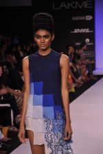 Model walk for KHEM Show at LFW 2014 Day 2 in Grand Hyatt, Mumbai on 13th March 2014 (20)_53219f25ad9a1.JPG