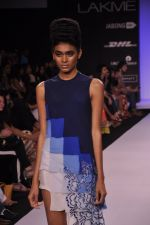 Model walk for KHEM Show at LFW 2014 Day 2 in Grand Hyatt, Mumbai on 13th March 2014 (21)_53219f261005d.JPG