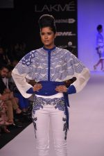 Model walk for KHEM Show at LFW 2014 Day 2 in Grand Hyatt, Mumbai on 13th March 2014 (49)_53219f308b646.JPG