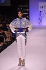 Model walk for KHEM Show at LFW 2014 Day 2 in Grand Hyatt, Mumbai on 13th March 2014 (50)_53219f30e28a2.JPG