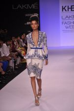 Model walk for KHEM Show at LFW 2014 Day 2 in Grand Hyatt, Mumbai on 13th March 2014 (52)_53219f31b1907.JPG