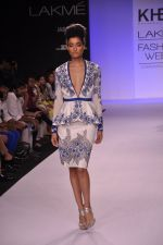 Model walk for KHEM Show at LFW 2014 Day 2 in Grand Hyatt, Mumbai on 13th March 2014 (53)_53219f3221da6.JPG