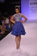 Model walk for KHEM Show at LFW 2014 Day 2 in Grand Hyatt, Mumbai on 13th March 2014 (63)_53219f360a76e.JPG