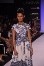 Model walk for KHEM Show at LFW 2014 Day 2 in Grand Hyatt, Mumbai on 13th March 2014 (78)_53219f3baa3fe.JPG