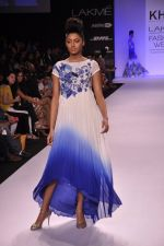 Model walk for KHEM Show at LFW 2014 Day 2 in Grand Hyatt, Mumbai on 13th March 2014 (83)_53219f3d7f793.JPG