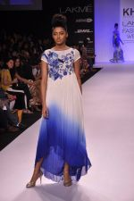Model walk for KHEM Show at LFW 2014 Day 2 in Grand Hyatt, Mumbai on 13th March 2014 (84)_53219f3e37e05.JPG