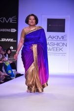 Model walk for Mandira Bedi Show at LFW 2014 Day 2 in Grand Hyatt, Mumbai on 13th March 2014 (95)_53219fa63221b.JPG