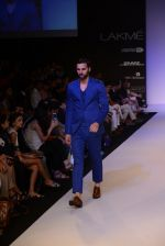 Model walk for Narendra Kumar Ahmed Show at LFW 2014 Day 1 in Grand Hyatt, Mumbai on 12th March 2014 (30)_532180a1c5272.JPG