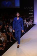Model walk for Narendra Kumar Ahmed Show at LFW 2014 Day 1 in Grand Hyatt, Mumbai on 12th March 2014 (31)_532180a230e48.JPG