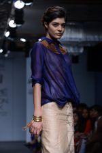 Model walk for Ragini Ahuja Show at LFW 2014 Day 1 in Grand Hyatt, Mumbai on 12th March 2014 (199)_532180a304bed.JPG