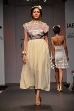 Model walk for Sounia Gohil Show at LFW 2014 Day 1 in Grand Hyatt, Mumbai on 12th March 2014 (162)_532183bc94648.JPG