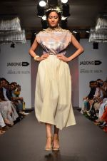 Model walk for Sounia Gohil Show at LFW 2014 Day 1 in Grand Hyatt, Mumbai on 12th March 2014 (165)_532183be3bf22.JPG