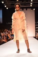 Model walk for Suman Nathwani Show at LFW 2014 Day 2 in Grand Hyatt, Mumbai on 13th March 2014 (56)_53219fe7b6280.JPG